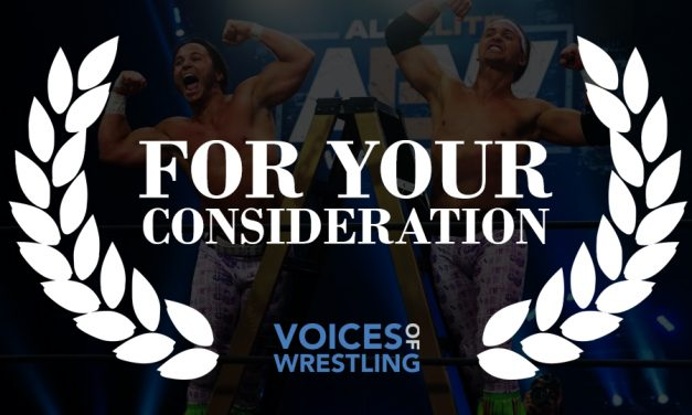 VOW MOTY 2020: For Your Consideration (Part 3 – The Elite Defined 2020)