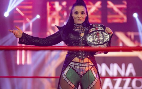 Impact Wrestling 2020 End-of-Year Awards