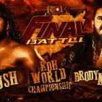 ROH Final Battle 2020 (December 18) Preview & Predictions