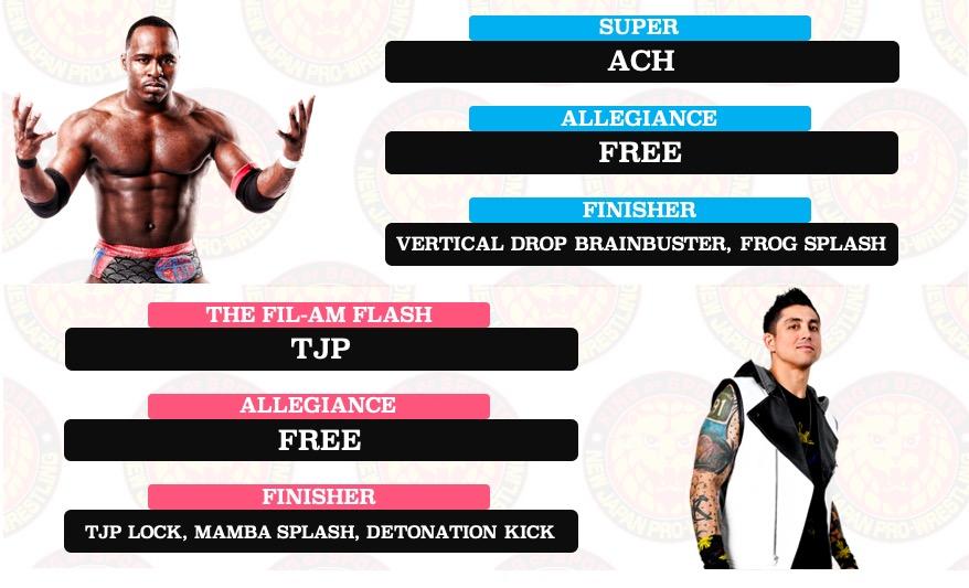 NJPW Super J-Cup 2020 ACH vs. TJP