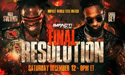 Impact Wrestling Final Resolution 2020 (December 12) Results & Review