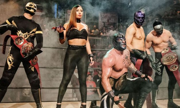 I Wouldn't Mess with Darkness: On Catrina's Haunting Lucha Underground Promo