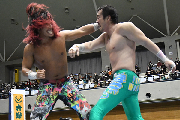 NJPW Best of the Super Juniors 27 Night 8 (December 5) Results & Review