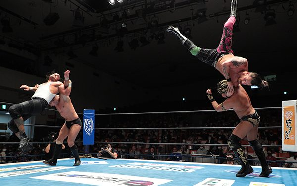 NJPW World Tag League 2020 Night 7 (November 30) Results & Review