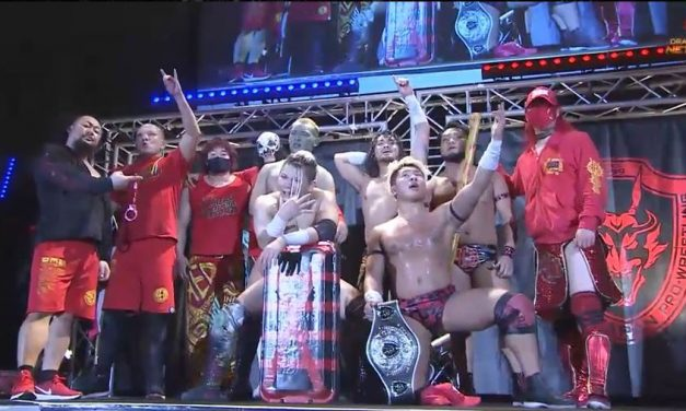Dragongate The Final Gate 2020 (December 20) Results & Review