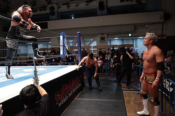 Playing With House Money or Burning Down the House? NJPW's Korakuen Hall Residency