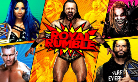 WWE Royal Rumble 2021 Results & Review