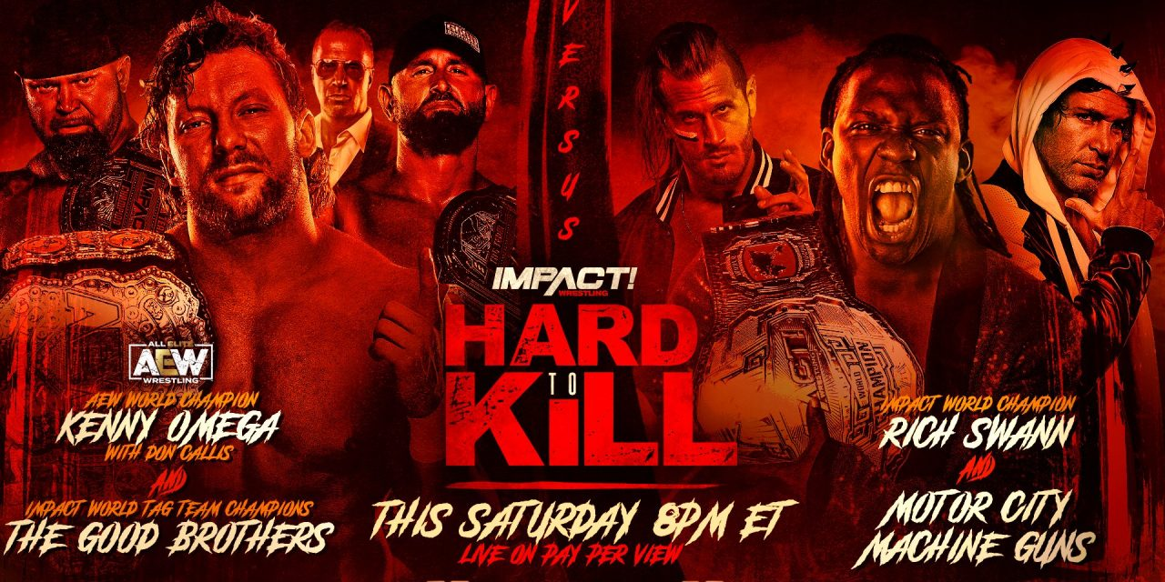 Impact Wrestling Hard to Kill 2021 (January 16) Preview & Predictions