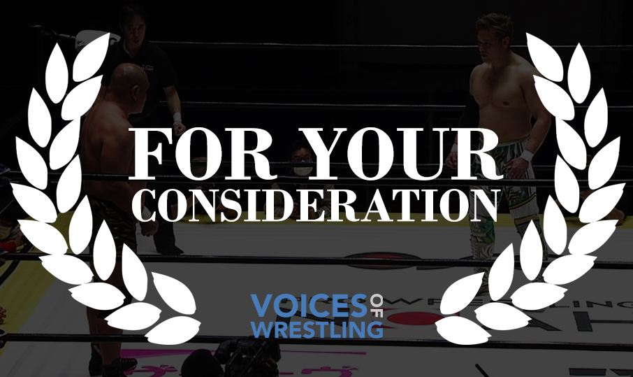 VOW MOTY 2020: For Your Consideration (The Validity of the Stare Match)