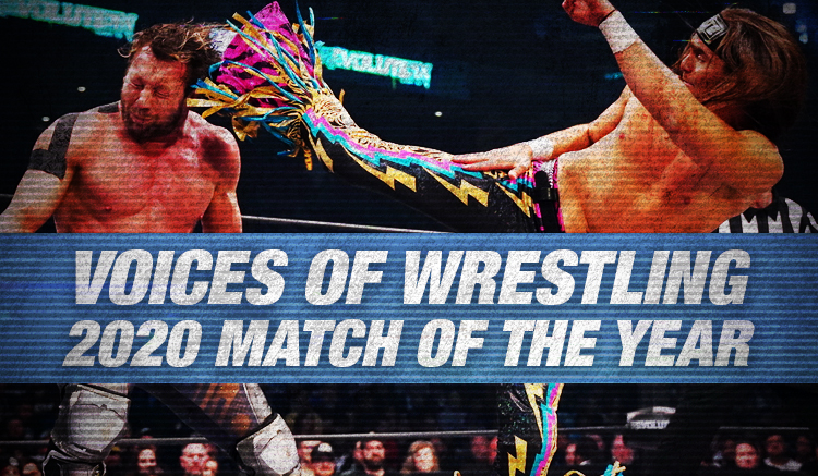 VOW 2020 Match of the Year (#1: Hangman Page & Kenny Omega vs. The Young Bucks)