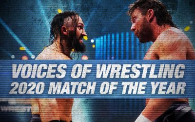 VOW 2020 Match of the Year (10: Kenny Omega vs. PAC)