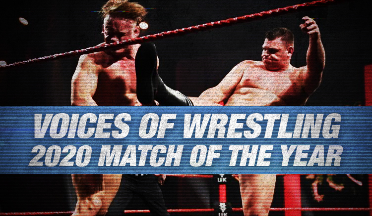 VOW 2020 Match of the Year: Top 10 Reveal