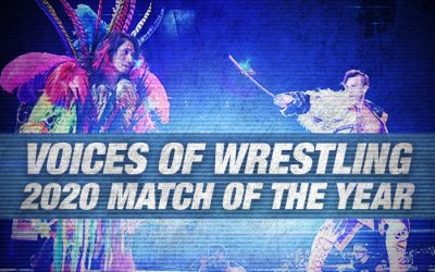 VOW 2020 Match of the Year (5: Will Ospreay vs. Hiromu Takahashi)