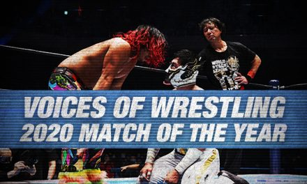 VOW 2020 Match of the Year (7: Hiromu Takahashi vs. El Desperado)