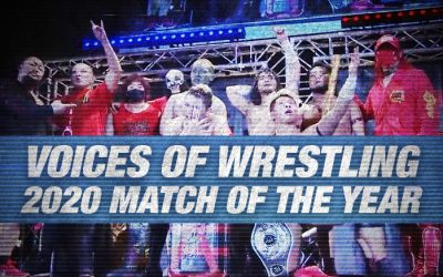 VOW 2020 Match of the Year (9: RED vs. Toryumon Generation)
