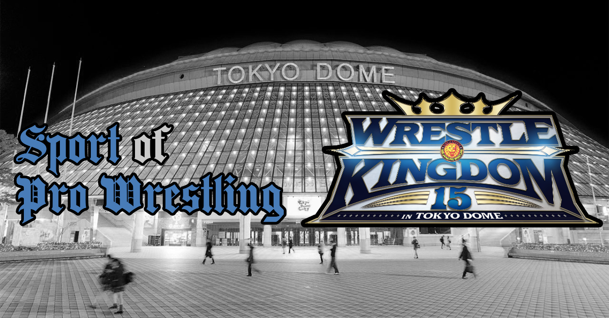 NJPW Wrestle Kingdom 15 Night 1 (January 4) Statistics, Research & Broadcast Notes