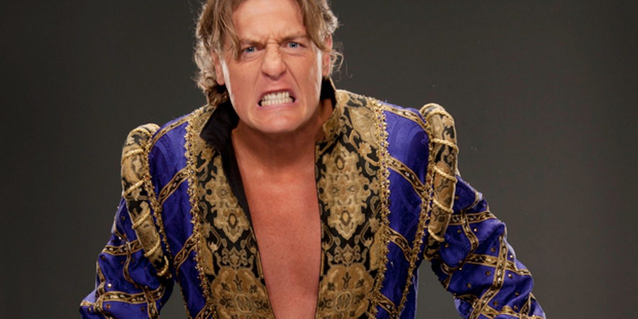 Every Drop of Violent Venom I Have Left: On William Regal's 2013 Farewell NXT Promo
