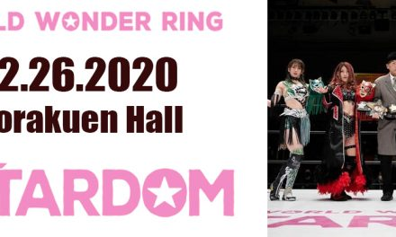 Stardom Year End Climax 2020 (December 26) Results & Review