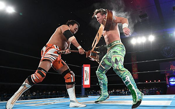 NJPW The New Beginning in Nagoya (January 30) Results & Review