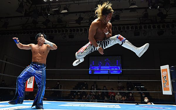 NJPW Road to New Beginning Night 2 (January 18) Results & Review