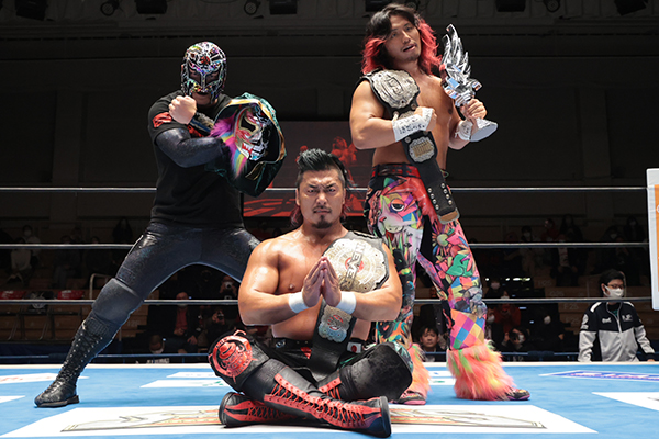 NJPW Road to New Beginning Night 3 (January 19) Results & Review