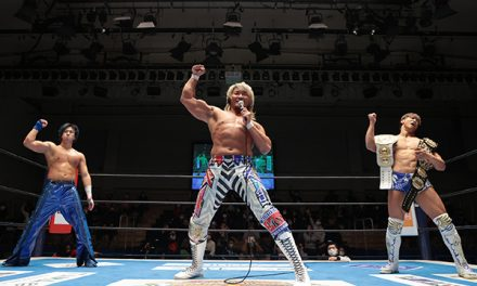 NJPW Road To New Beginning Night Six (January 24) Results and Review