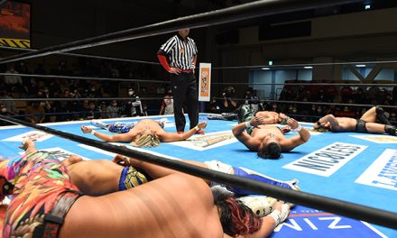 NJPW Road to New Beginning Night 7 (January 25) Results & Review