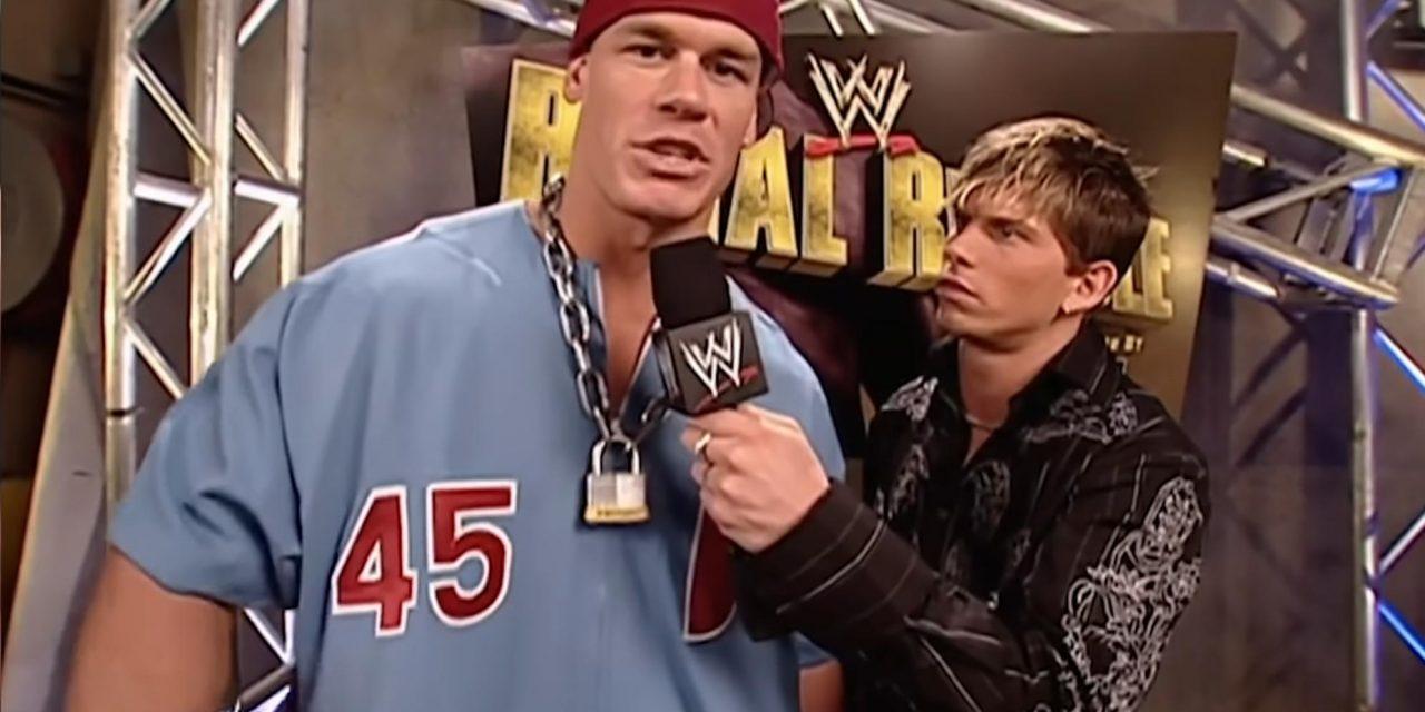 VOW Retro: Rumble Rewind (2004)