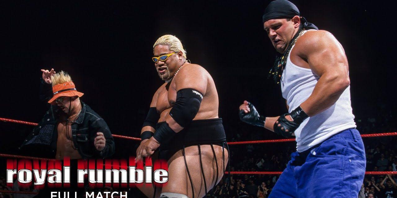 VOW Retro: Rumble Rewind (2000)