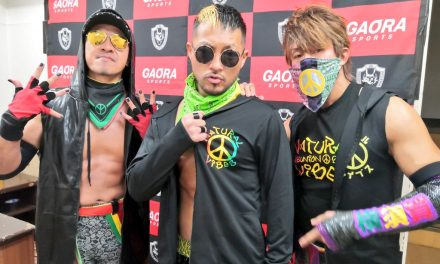 Dragongate Open The New Year Gate (January 13) Results and Review