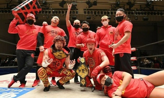 Dragongate Open the New Year Gate (January 12) Results & Review