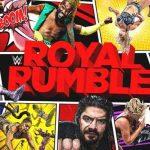 WWE Royal Rumble 2021 Betting Odds