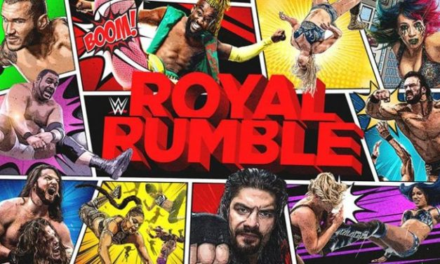 WWE Royal Rumble 2021 Betting Odds