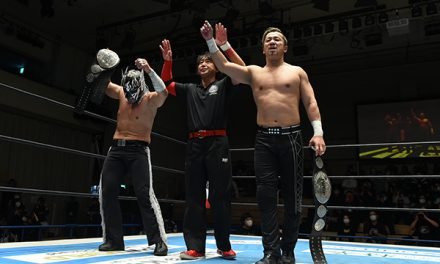 NJPW Road to Castle Attack Night 8 (February 25) Results & Review