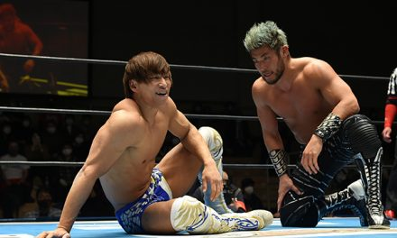 NJPW Road to New Beginning Night 11 (February 3) Results & Review