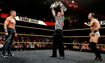 VOW Retro: The Arrival (NXT TakeOver)