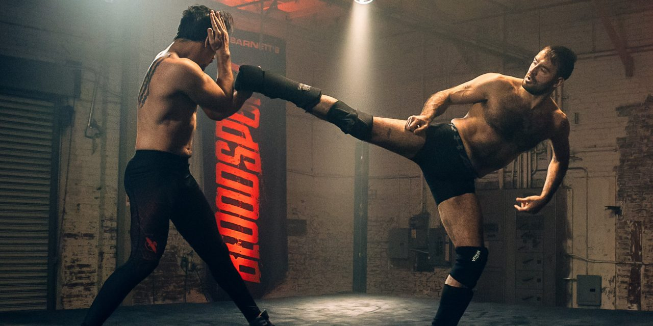 No Ropes, No Pinfalls, No Problem: The Real & Raw Vision of Josh Barnett's Bloodsport 4