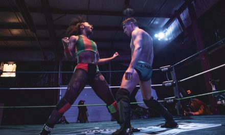 The Iron Match: Good Wrestling for Good Causes Is All Good With Me