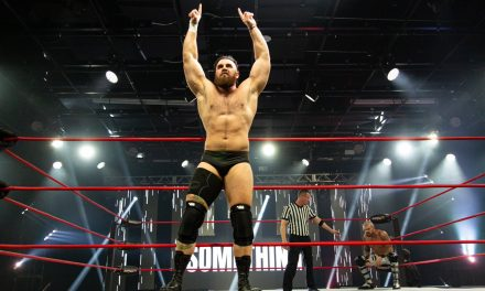 Can Jake Something Be Something Special for Impact Wrestling?
