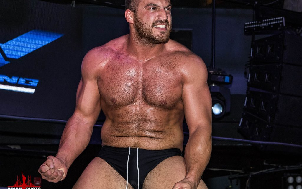 Dick Strings and Strong Style: Give Me Chris Dickinson in the G1 Climax