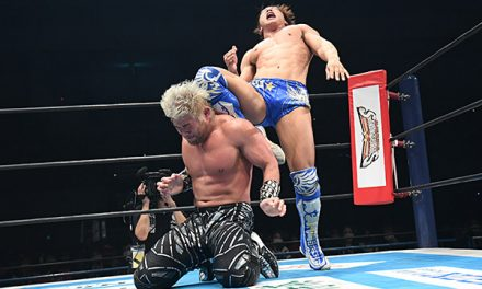 NJPW The New Beginning in Hiroshima Night 2 (February 11) Results & Review
