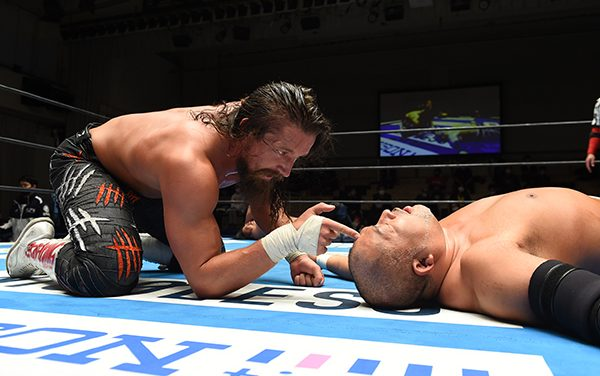 NJPW Road to New Beginning Night 10 (February 2) Results & Review