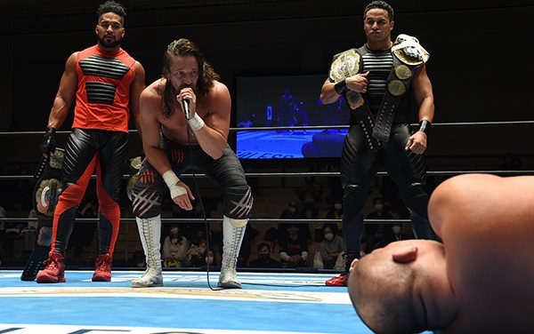 NJPW Road to New Beginning Night 9 (February 1) Results & Review