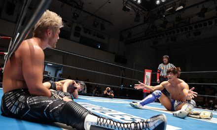NJPW Road to New Beginning Night 12 (February 8) Results & Review