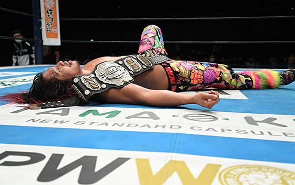 NJPW The New Beginning In Hiroshima Night 1 (February 10) Results and Review