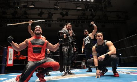 NJPW Road to Castle Attack Night 3 (February 16) Results & Review