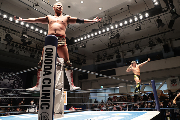 NJPW Road to Castle Attack Night 4 (February 17) Results & Review