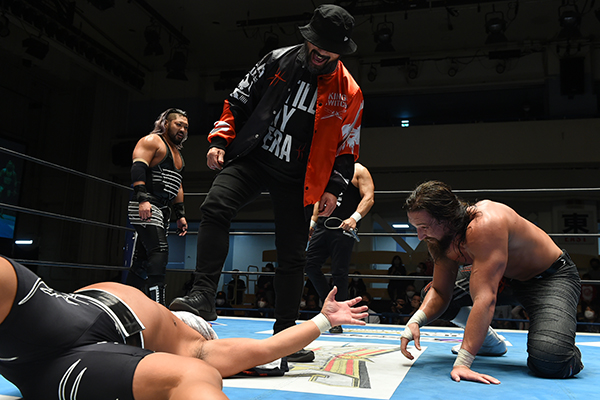 NJPW Road to Castle Attack Night 7 (February 22) Results & Review