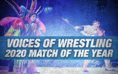 VOW 2020 Match of the Year: Promotion Breakdown
