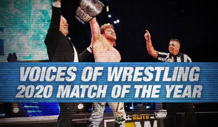 VOW Match of the Year 2020: Wrestler Breakdown